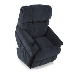 La Z Boy Lift Chair Parts Amazon Fabric Covers Pinnacle Lake Recliner Mathis Brothers