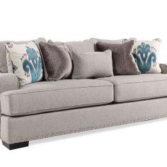 Michael Nicholas Aspen Sofa Who Makes Restoration Hardware Leather Sofas Jayne Mathis Brothers Furniture