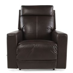 Lazy Boy Leather Living Room Furniture What Color Should I Paint My With Brown La-z-boy Jax Sable Recliner | Mathis Brothers ...
