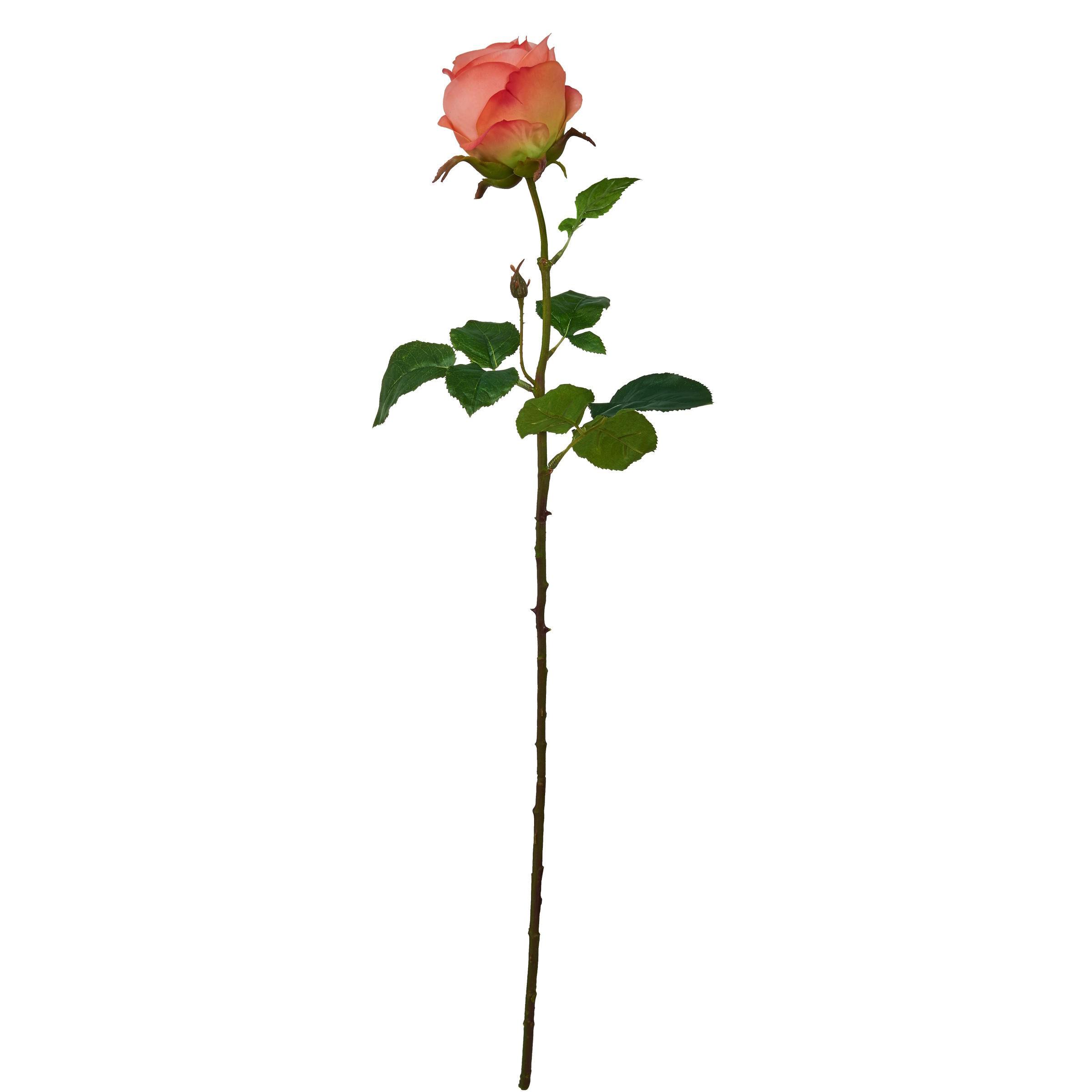 Langstielige Blumen Brautstrauss Aus Rosen Lilien Und Callas