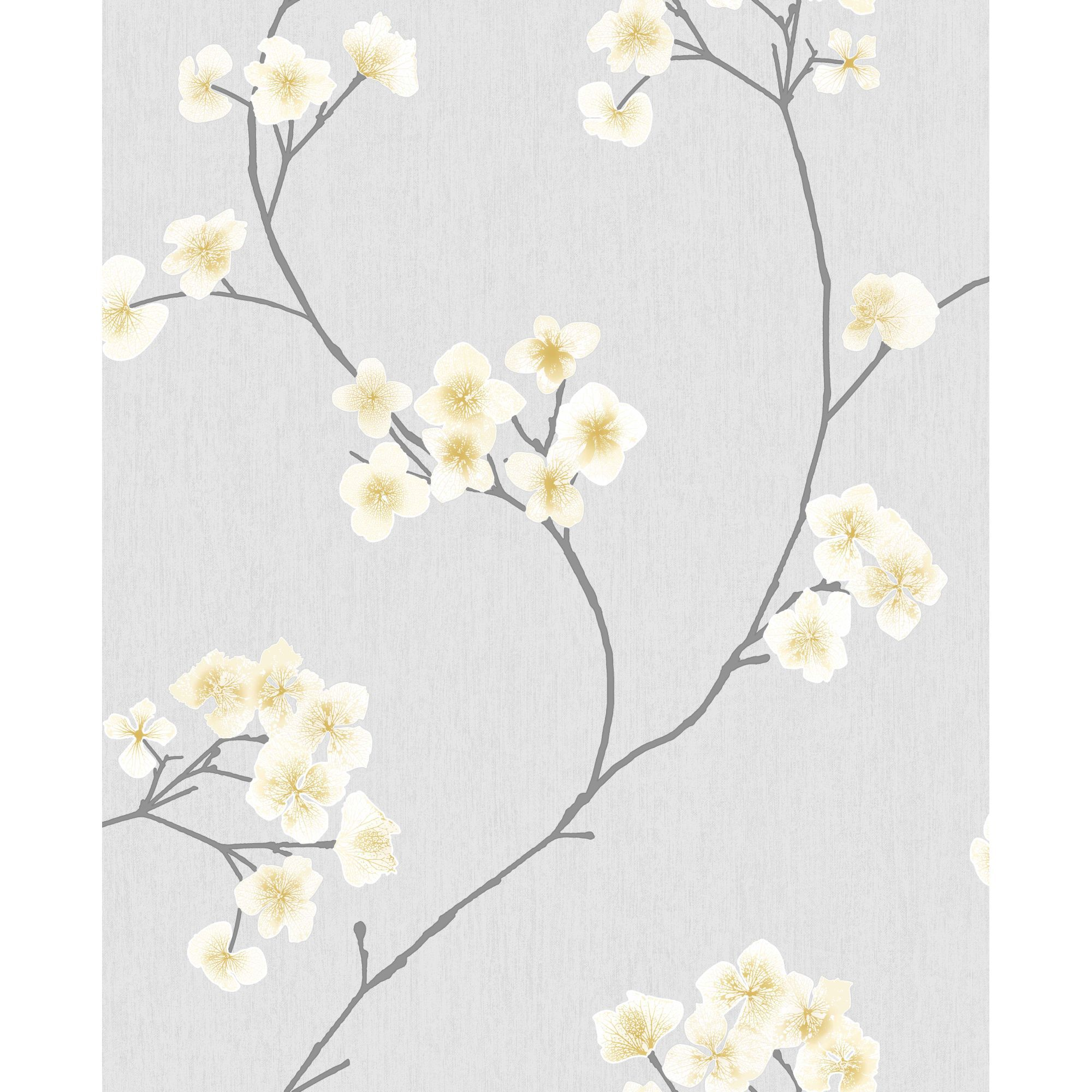 wall prints for living room australia yellow grey and black ideas radiance ochre wallpaper | graham & brown