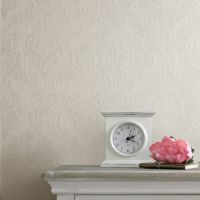 Damask Cream Shimmer Wallpaper | Graham & Brown