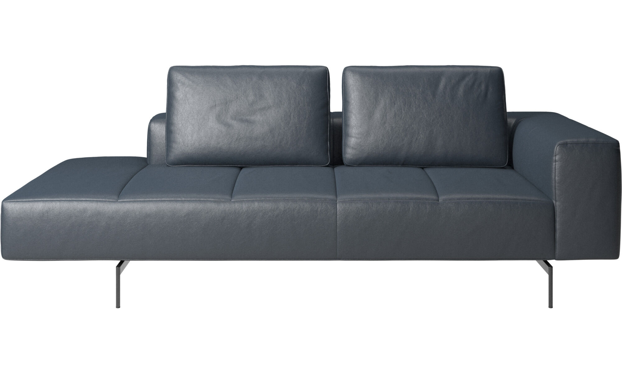 chez long sofa bed proper table height modern sofas for your home contemporary design from boconcept chaise longue amsterdam resting module armrest right open end left