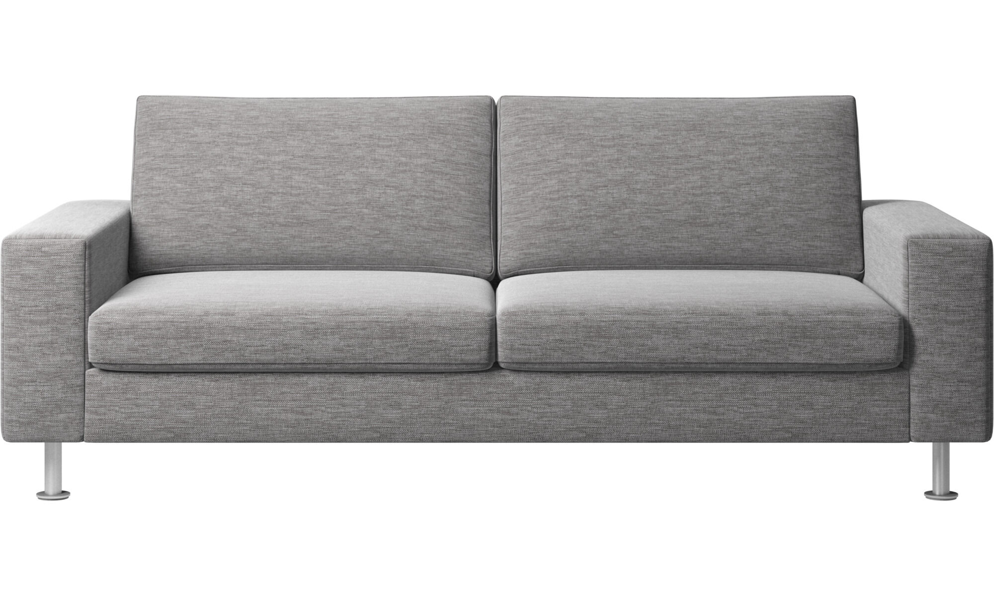 boconcept sleeper sofa review flexsteel leather cleaning beds quality from indivi bed gray fabric