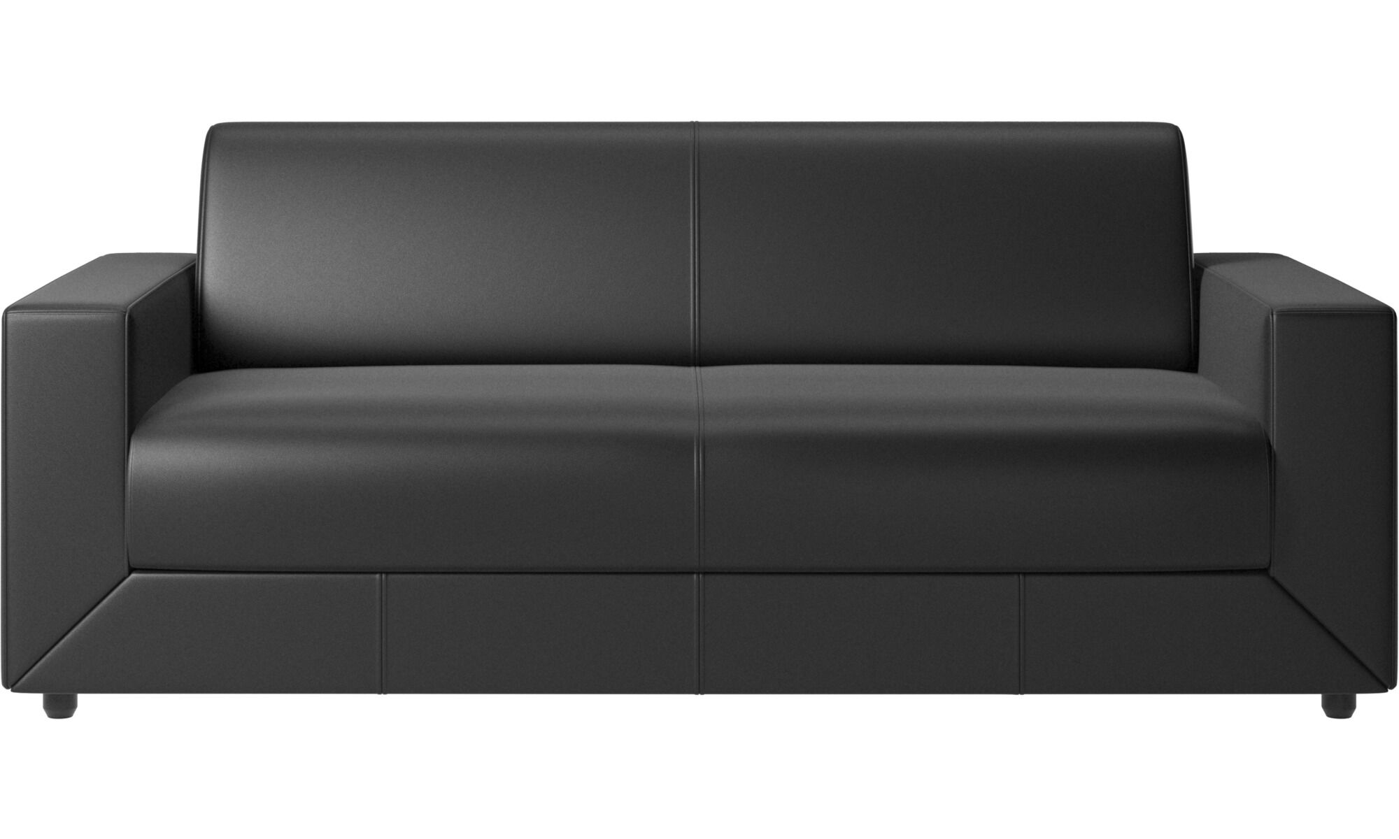 boconcept sleeper sofa review slipcover beds quality from stockholm bed black leather