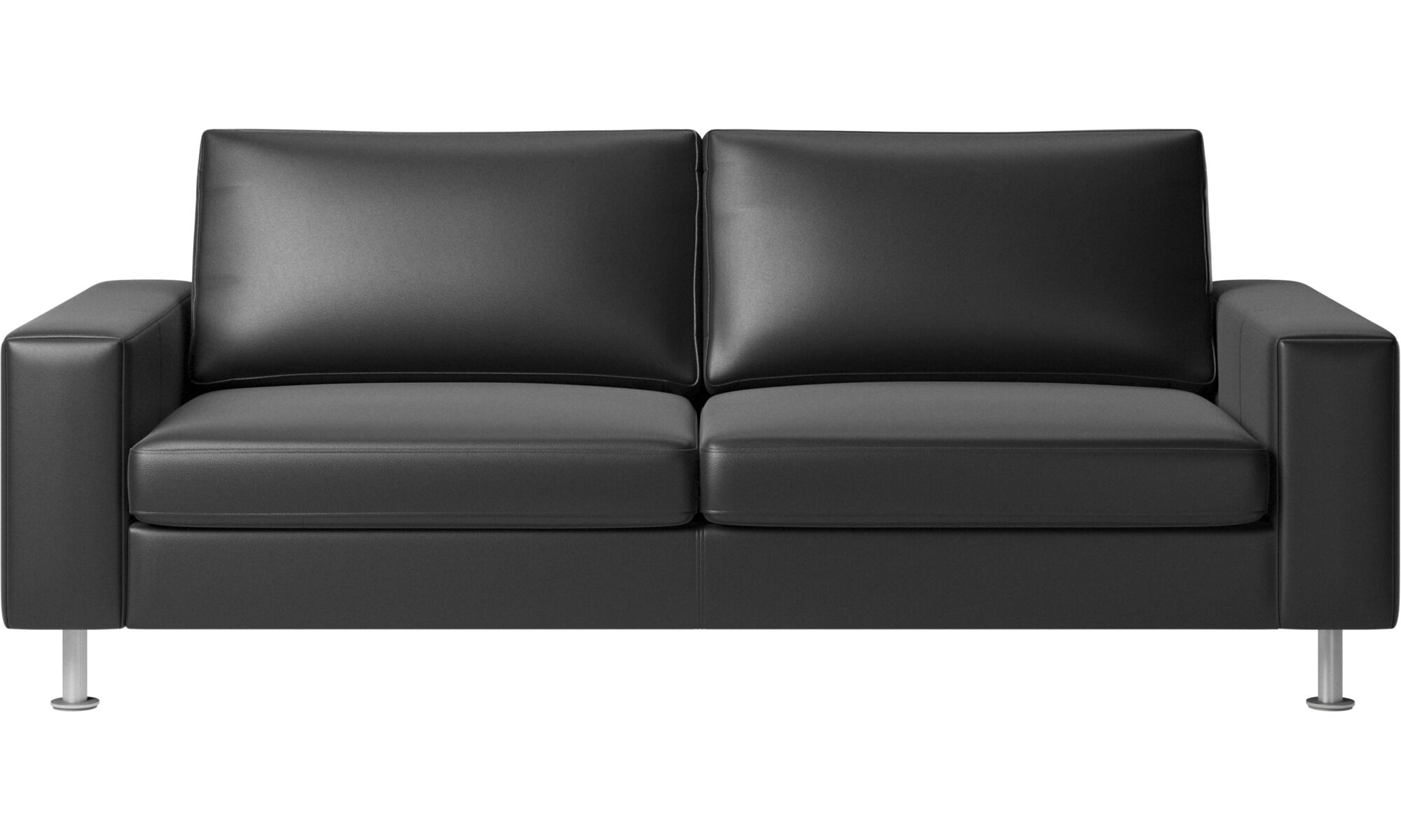 boconcept sleeper sofa review dorris fabric contemporary right chaise sectional set beds quality from indivi bed black leather