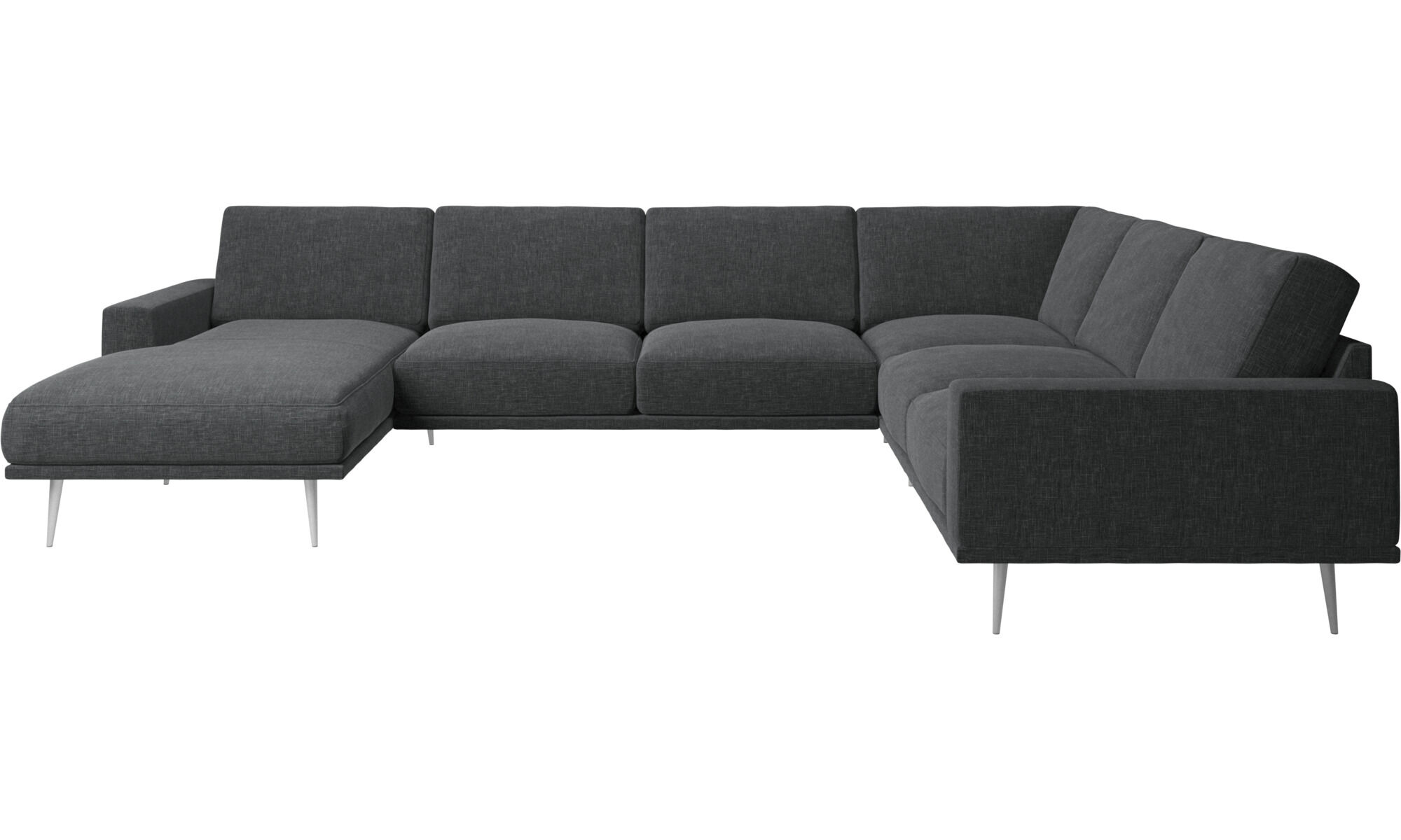sofa bed with chaise longue uk claudia long lounge chairs you ll love wayfair ...