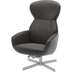 Swivel Arm Chairs Wine Table And Modern Armchairs Contemporary Design From Boconcept Athena Chair With Reclining Back Function Base Gray Leather