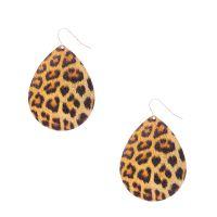 Leopard Earrings - USA