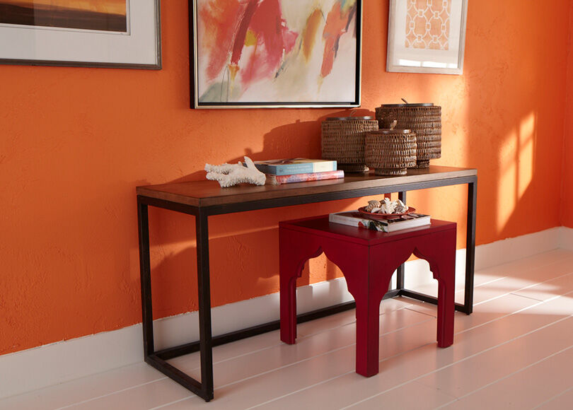 Meyer Sofa Table  Console Tables
