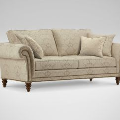 Pratts Leather Sofas Antique French Provincial Sofa And Chair Ethan Allen Paramount Couch