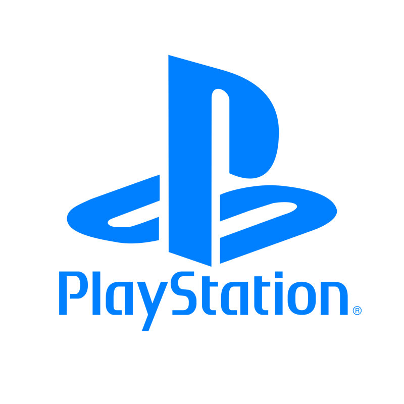 Abstract PlayStation Logo