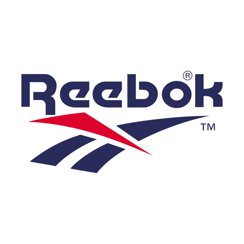 Abstract Reebok logo