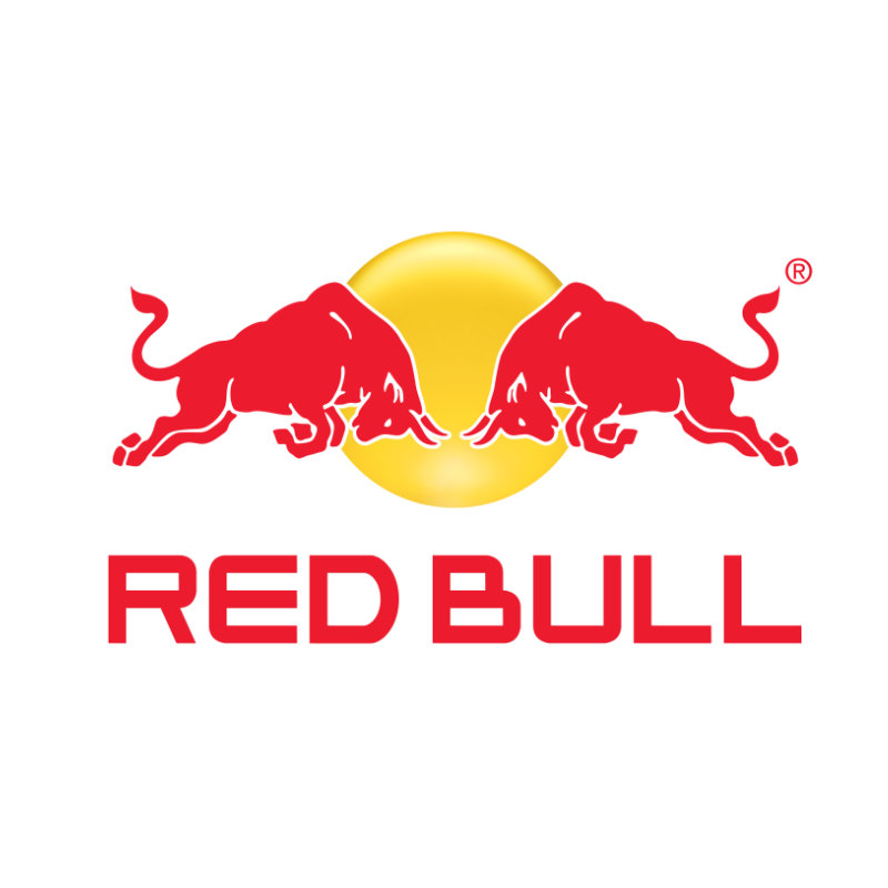gecombineerde logo red bull