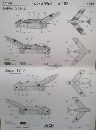 Ta-183 Color scheme