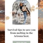 Summer in Arizona