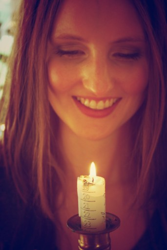 Jenny advent candle