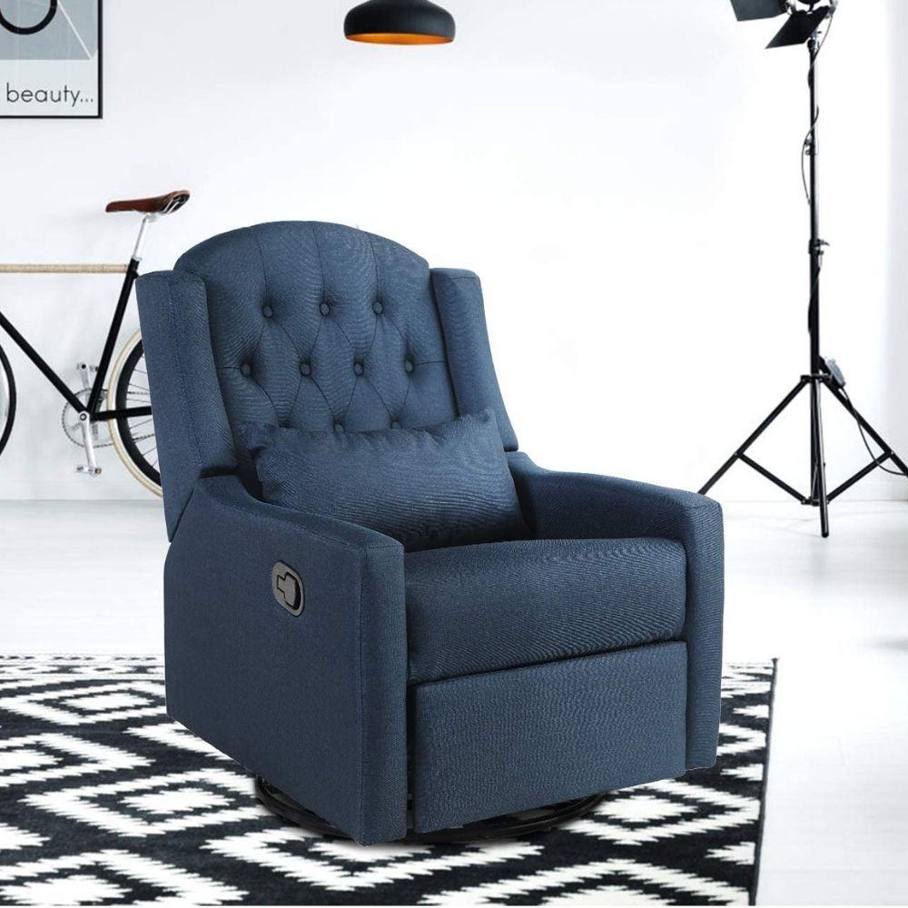 Sophia & William Swivel Glider Recliner Chair