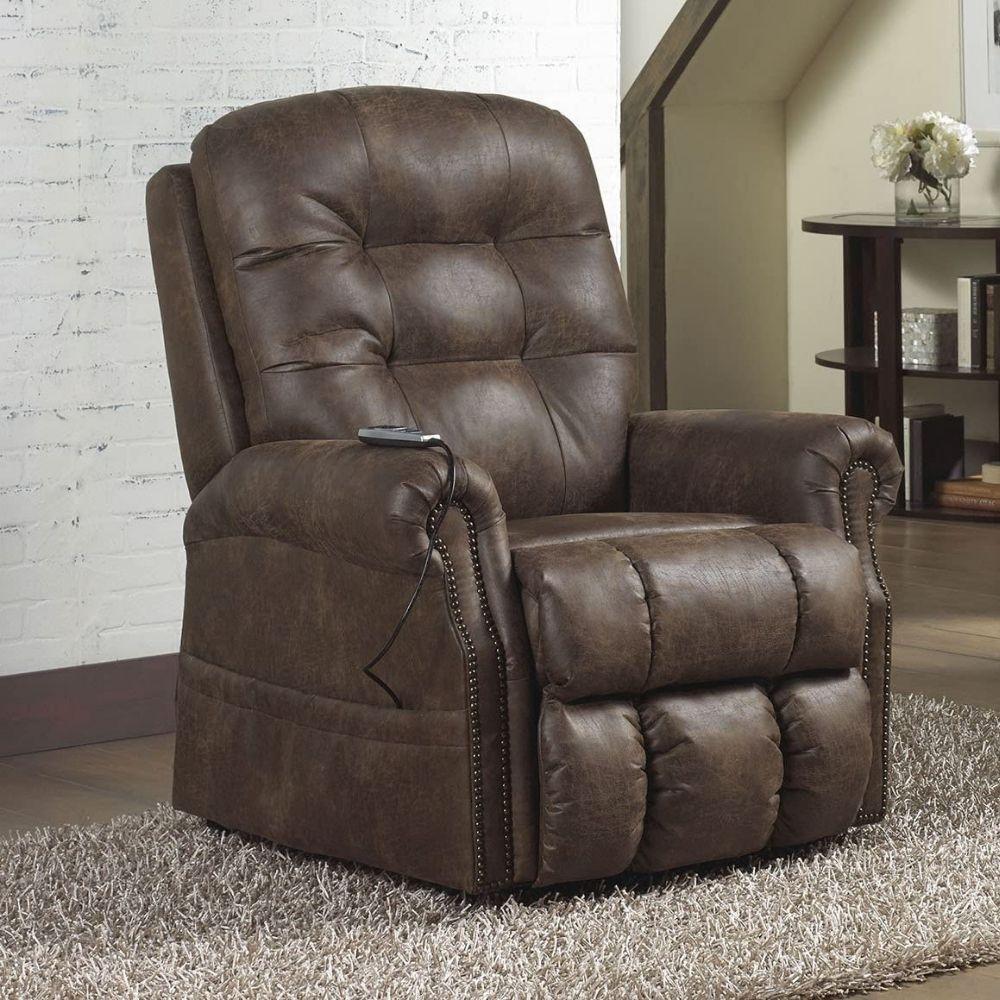 Catnapper Ramsey 4857 Power Full Lay Flat Lift Chair Recliner