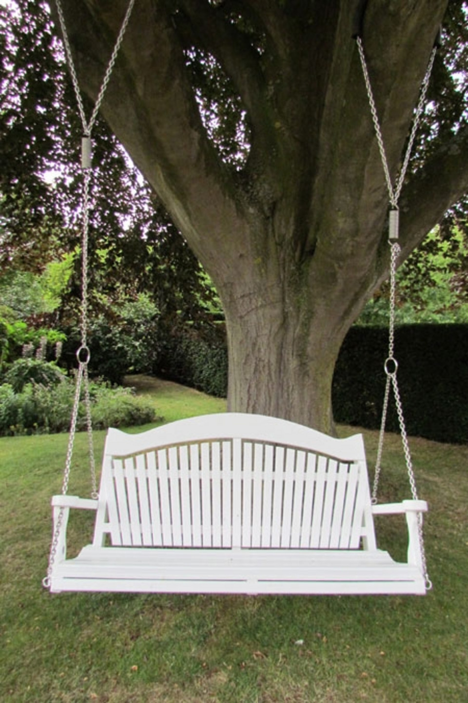hanging chairs garden furniture chair car in steel express swing seats for trees | sitting spiritually