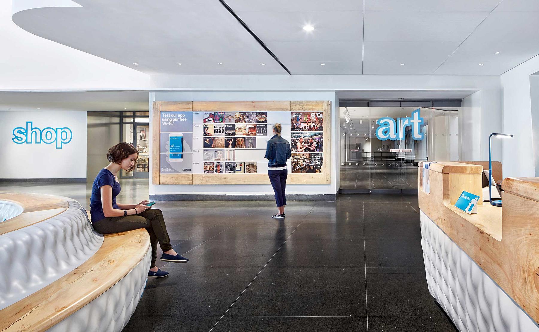 SITU  Brooklyn Museum Visitor Experience