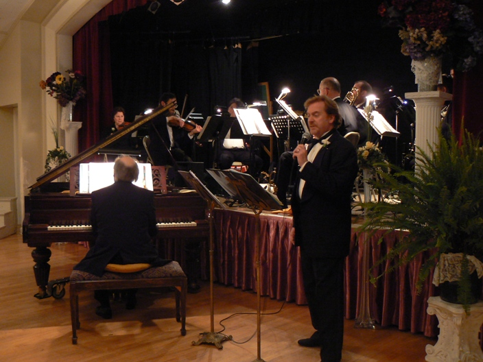 Opera Singer - Jeffrey Jordan & The Ragtime Orchestra