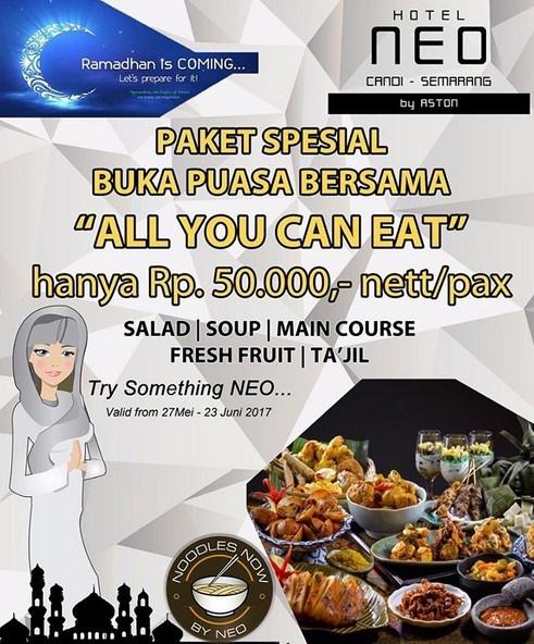 Paket Buka Puasa Di Hotel Jakarta 2019 : paket, puasa, hotel, jakarta, Daftar, Harga, Puasa, Hotel, Semarang