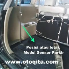 Kamera Parkir Grand New Veloz Avanza Matic Cara Memperbaiki Sensor Mobil Tidak Bunyi Situs Oto Gambar Posisi Atau Letak All