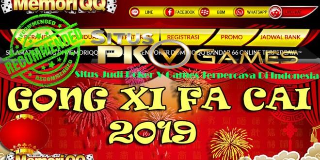 Situs Judi Poker V Games Terpercaya Di Indonesia