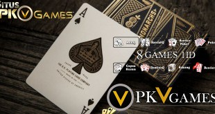 Situs Judi PKV Games Terbaik Dan Terpercaya 100%