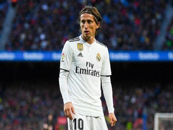 Luka Modric Berniat Tetap Di Real Madrid!