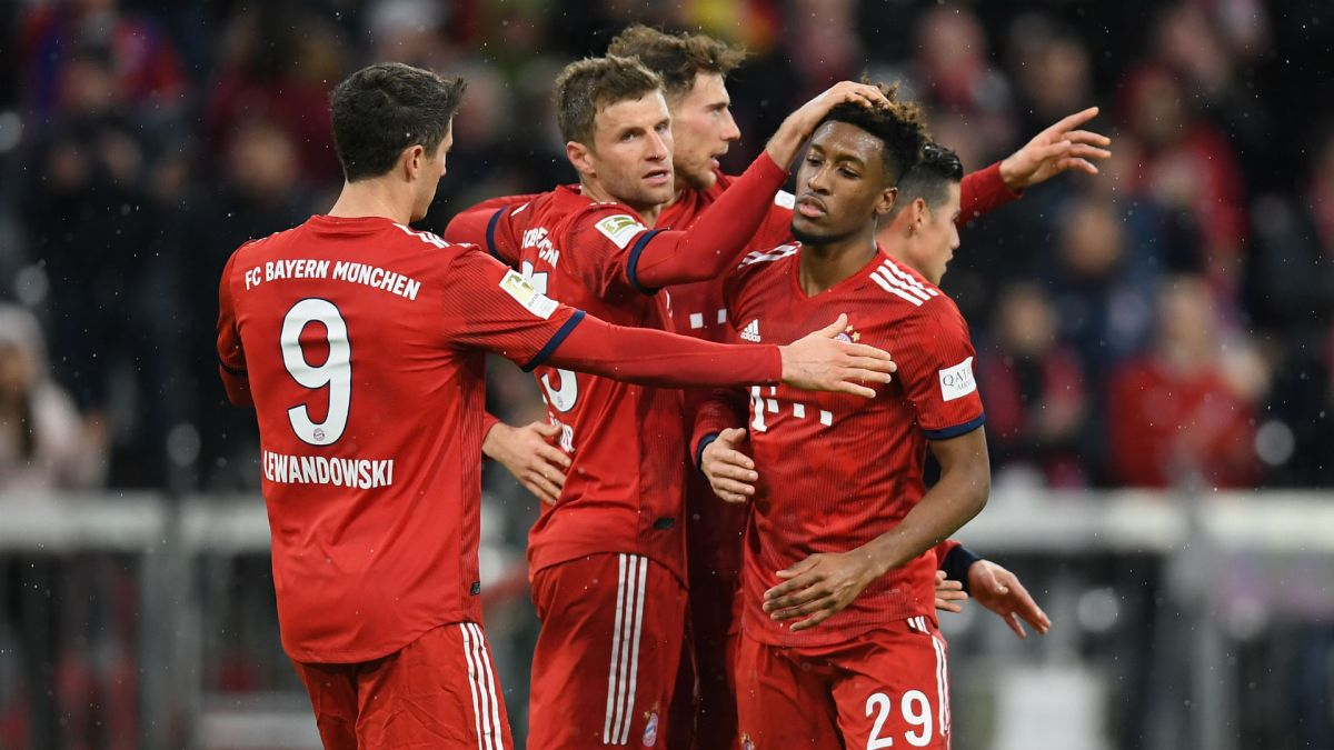 Bayern Munich mendapatkan kemenangan 5-4 di semi-final DFB-Pokal