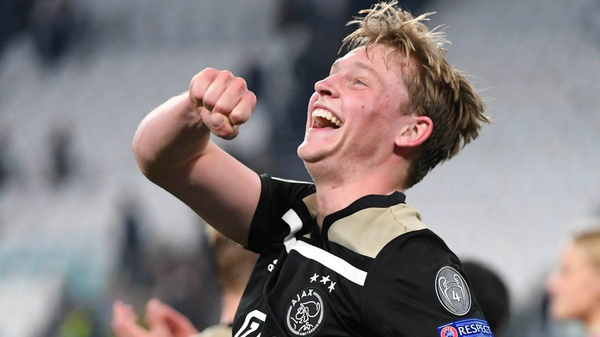 Real Madrid Lebih Berat Dibanding Juventus Klaim Ajax