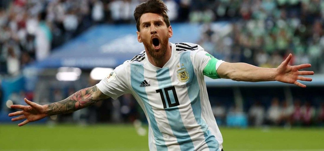 Messi Curhat Terkai Kekalahan Argentina