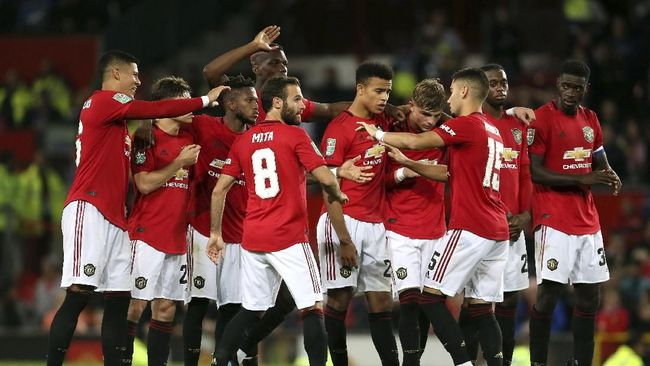 AZ membuat Manchester United bermain imbang di Liga Eropa