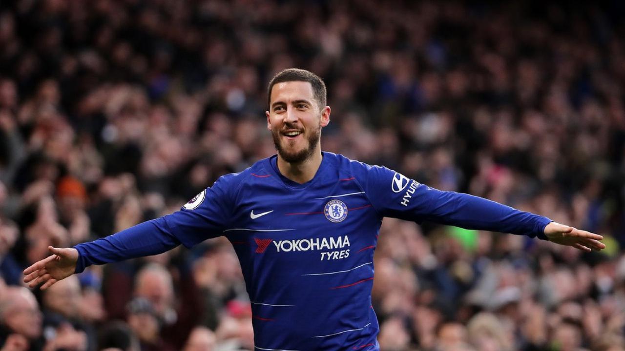 Kesempatan Eden Hazard Tinggalkan Chelsea Semakin Besar