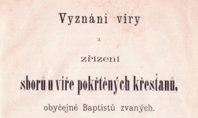 Vyznání víry (1886)