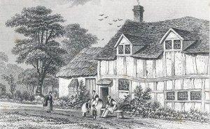 John Bunyan - rodný dům
