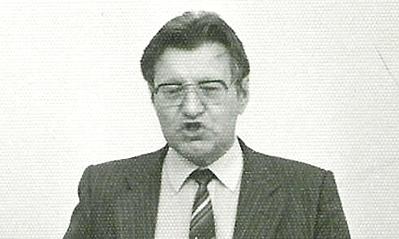Stanislav Švec – kázání 1972