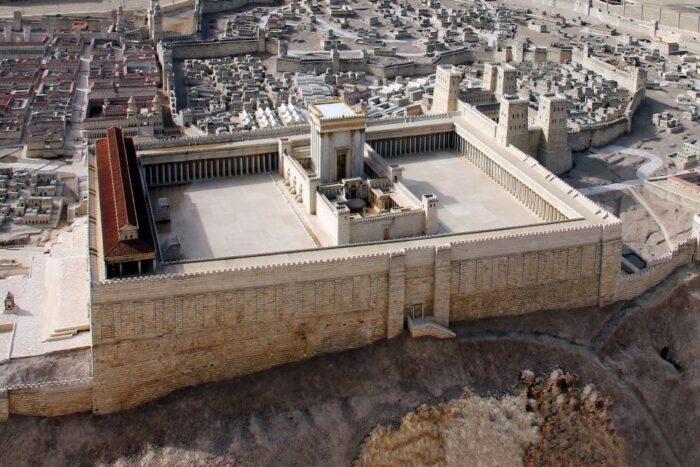 Střípky z historie: 11. Zničení chrámu v Jeruzalémě r. 70 n.l.