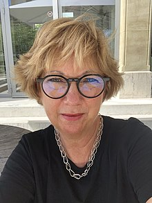 Kazatelka Isabelle Graesslé
