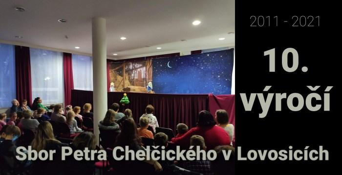 10. výročí baptistického Sboru Petra Chelčického v Lovosicích