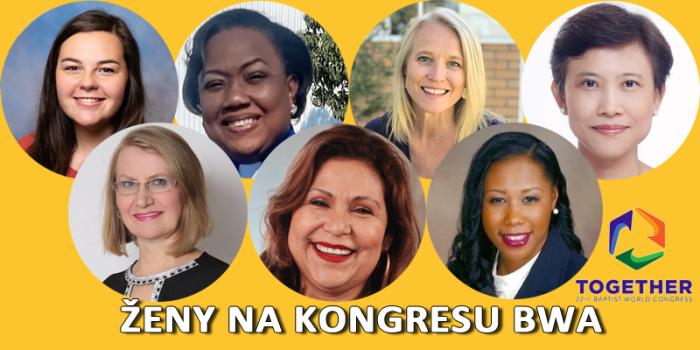 Ženy na 22. kongresu BWA