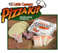 Little Caesars ® Pizza Kits are a value priced fundraiser delivering restaurant quality pizzas in the convenience of your own home. Find fundraising success with .