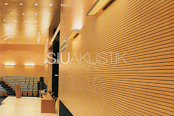 Siuakustik Grooved Solutions Acoustic Planks