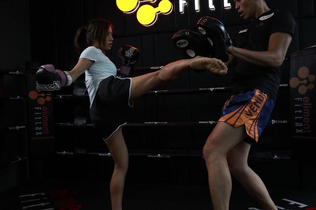 《shedates x EOS M6| EOS M5》Kickboxing 動態攝影美學工作坊