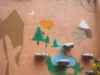 """Ecosistema """"El Bosque"""" elaborado por nuestros alumnos"""