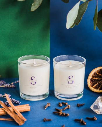 Sivana Perfect Pair Votive Duo
