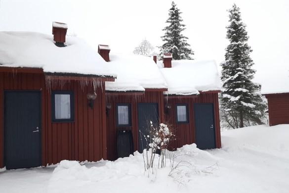 hotel rovaniemi bungalows