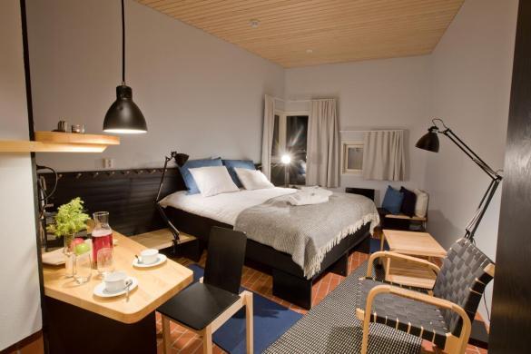 hotel rovaniemi small room
